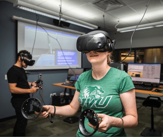 Virtual Reality Simulations Improve Advanced Nanotechnology Education